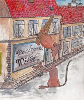 Ratten mögen unseren Geruch nicht